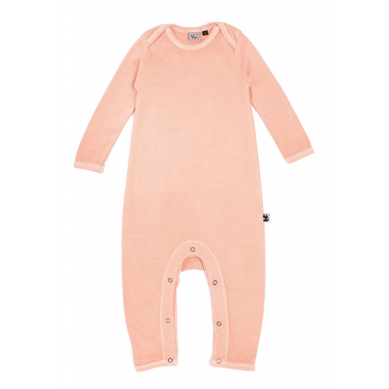 Salmon jumpsuit