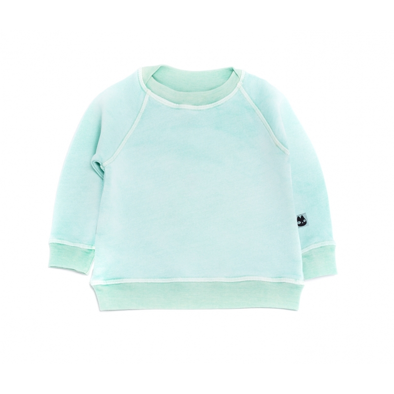 Aruba blue Sweatshirt fleece