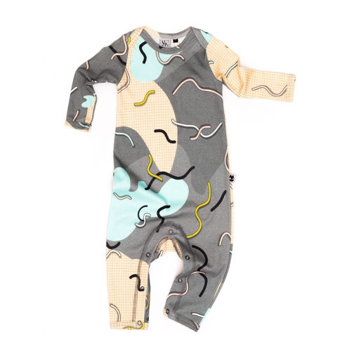 Doodle jumpsuit