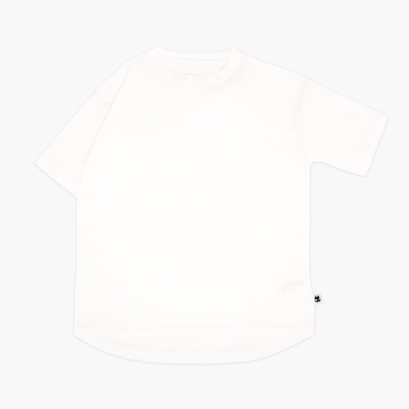 WOMAN ECOWHITE T-SHIRT