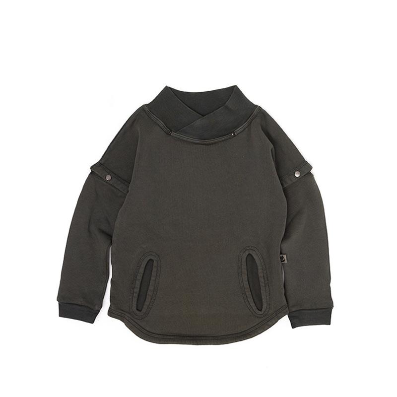 Salmon Sweatshirt fleece