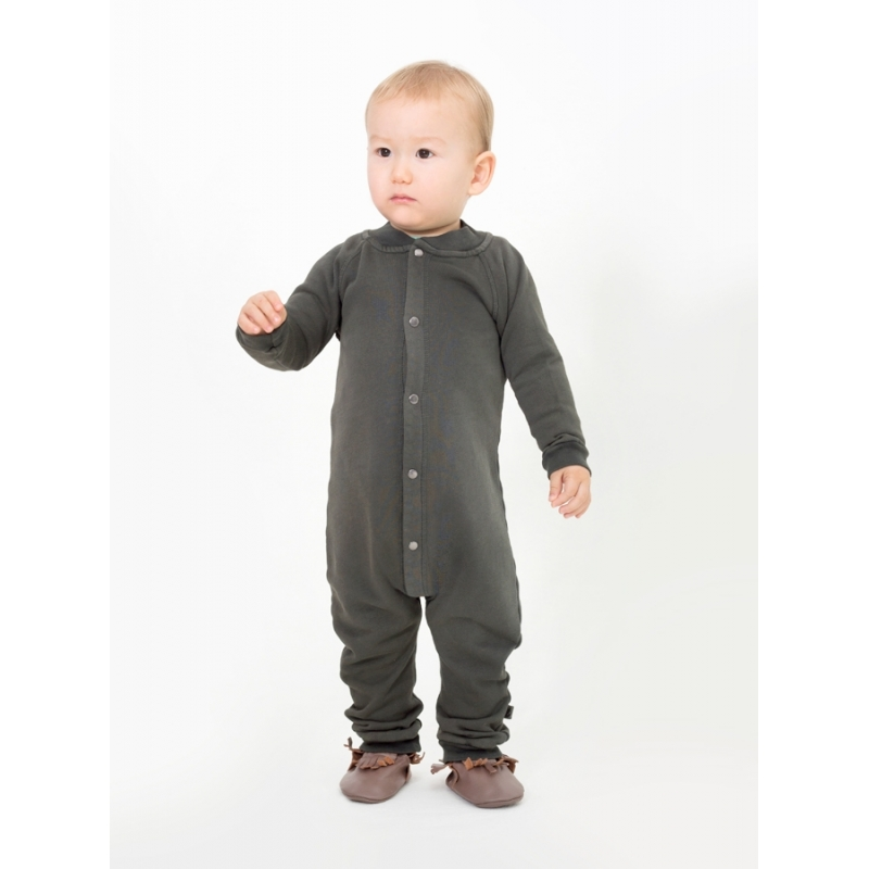 Crocodile jumpsuit fleece