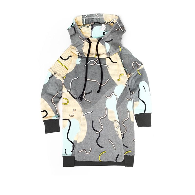 Doodle Sweatshirt long fleece