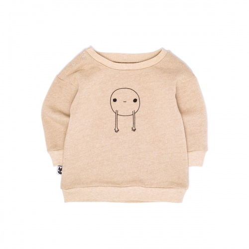 TAN COLOUR SWEATSHIRT BABY