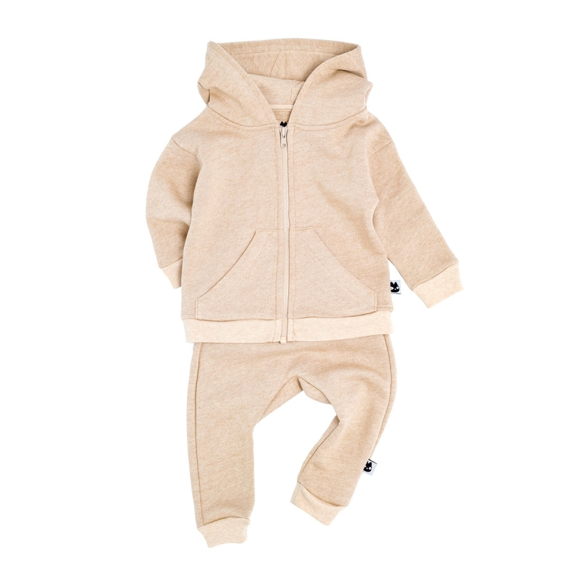 TAN COLOUR TRACKSUIT BABY