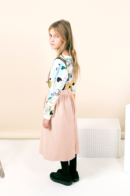 ypi kids wear aw 1819 pinafore pink